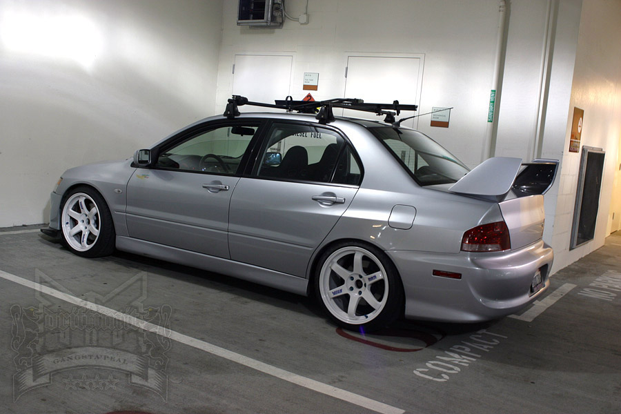 Lf Silver Tl Lowered With Stock Rims White Acurazine